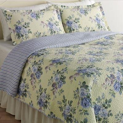 Laura Ashley Quilt Sets front-1001679