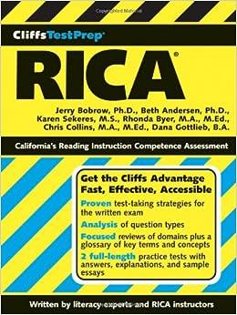 rica practice essay questions