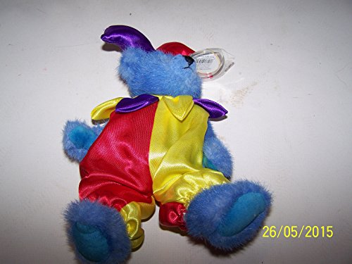 The Attic Treasures Collection Calliope the Jester Bear