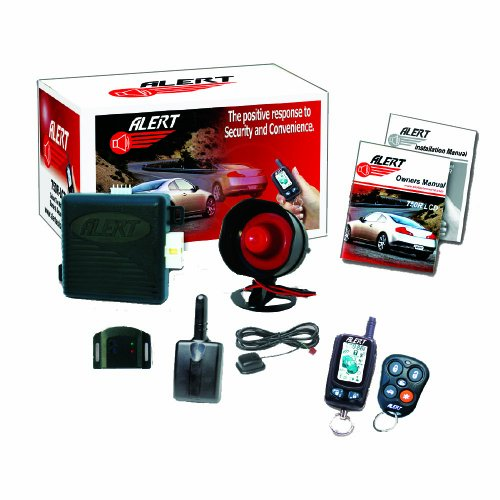 Alert 750R Two Way Remote Starter with Alarm