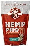 Manitoba Harvest Hemp Pro 70 Protein Supplement, Vanilla, 11 Ounce by Manitoba Harvest