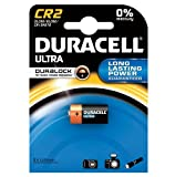 Duracell Ultra M3  3V Camera Battery  Pack of 1 DLCR2