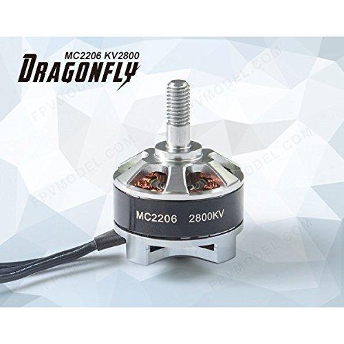 Dragonfly MC2206 2800KV Brushless Motor (Brushless Motor 2800kv compare prices)