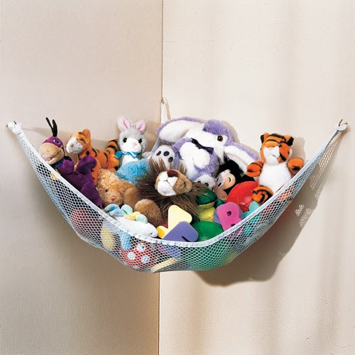 Toy Net Hammock for Stuffed Animals