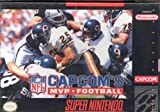 echange, troc Capcom NFL MVP Football - Super Nintendo - US