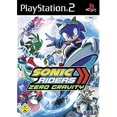 Sonic Riders - Zero Gravity für PS2