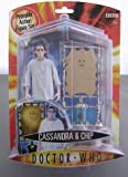 DOCTOR WHO CASSANDRA & CHIP ACTION FIGURE SET