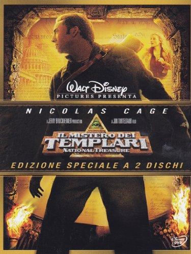 Il mistero dei templari(edizione speciale) [2 DVDs] [IT Import]