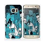 Coque Samsung Galaxy S7 Edge de chez Skinkin - Design original : Star wars par Ale Giorgini
