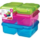 Sistema Klip It 6-Pack Containers, Value Pack