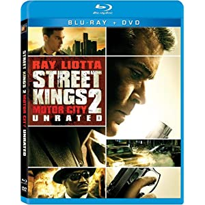 Street Kings 2 Blu-ray