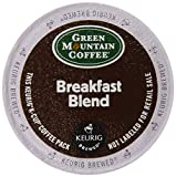 Keurig, Green Mountain Coffee, Breakfast Blend, K-Cup packs, 50 Count