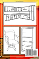How to Draw Furniture for Interior Design Drawing: Drawing Furniture : How to Draw Chairs,Dining Table, Sofa & other Shop Drawings: Volume 1 (Interior Desing Illustrated) from CreateSpace Independent Publishing Platform