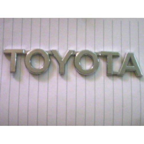 Amazon.com: Genuine Toyota 75447-AC020 Luggage Compartment