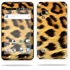 Protective Vinyl Skin Decal Cover for Samsung Galaxy Player 5.0 MP3 Player Android WiFi Sticker Skins Cheetah