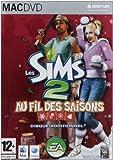 echange, troc Les Sims 2: Au Fil des Saisons (Disque Additionnel)