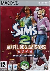 Les Sims 2: Au Fil des Saisons (Disque Additionnel)