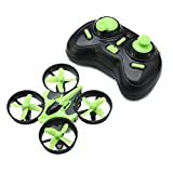 EACHINE E010 Mini UFO Quadricottero Drone Telecomandato Quadcopter RTF Modalità 2 (Verde) - Best Reviews Guide