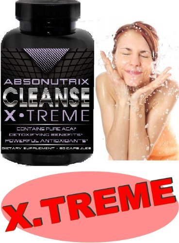 Absonutrix Acai Cleanse X.Treme
