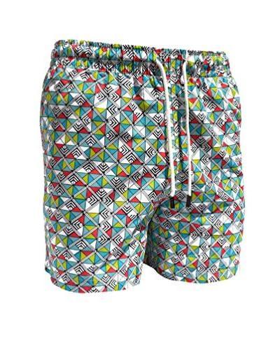 98 Coast Av. Men's Pyramids Shorts