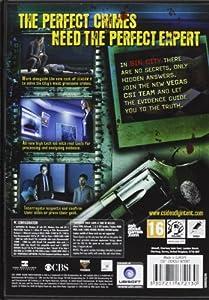 CSI: Crime Scene Investigation - Deadly Intent (PC DVD)