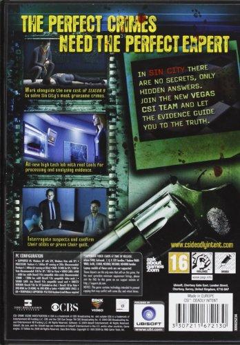 CSI: Crime Scene Investigation - Deadly Intent screenshot