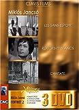 echange, troc Coffret Jancso II: Les Sans Espoir / Rouges Et Blancs / Cantate