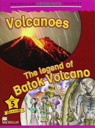 MCHR 5 Volcanoes: The legend of Batok...