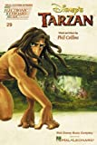 Disney's Tarzan (Easy Electronic Keyboard Music, Vol. 29) (0634007270) by Phil Collins
