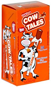 COW Tales Vanilla 36ct