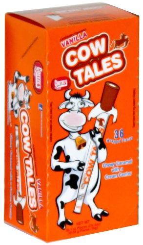 COW Tales Vanilla 36ct