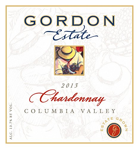 2013 Gordon Estate Columbia Valley Estate Chardonnay750 Ml