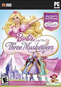 Barbie and the Three Musketeers - PC