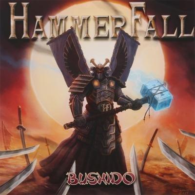 "HAMMERFALL, Bushido BLACK VINYL - 7""EP"