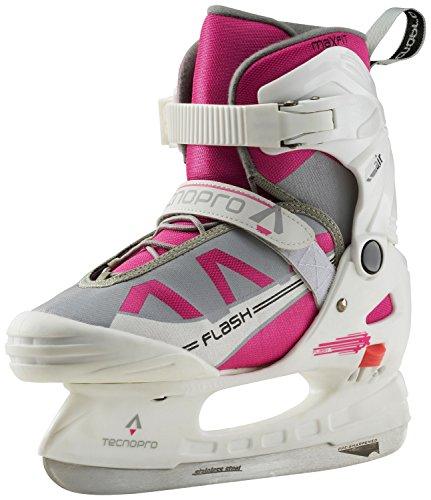 TecnoPro-girl-iI-flash-junior-patins--glace