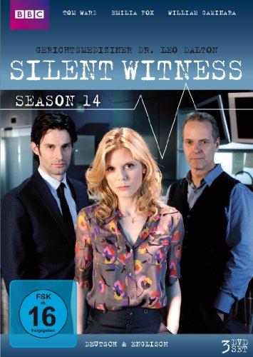 Gerichtsmediziner Dr. Leo Dalton _ Season 14 (BBC) [3 DVDs]