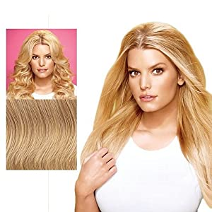 """21"""" Bump up the Volume Hair Extensions By Jessica Simpson Hairdo - R25"""