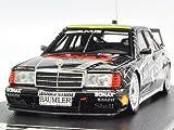 hpi 1/43 Mercedes-Benz 190E No4 1992 DTM