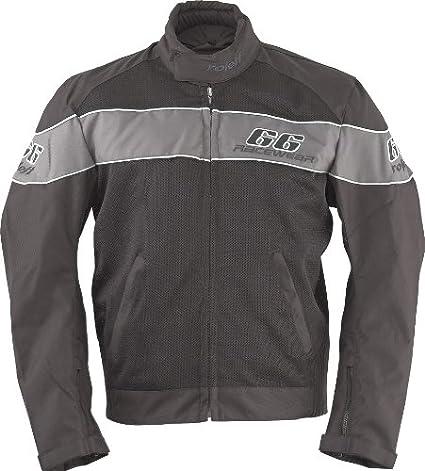 Roleff Racewear 7561 Blouson Moto, Noir, XS