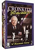 echange, troc Cronkite Remembers, a Remarkable Century [Import anglais]
