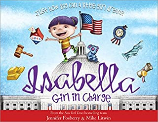 Book Cover: Isabella Girl in Charge