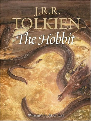 """The hobbit, or """"There and back again"""" (en anglais) J.R.R. Tolkien HarperCollins"""