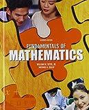 img - for Fundamantals of Mathematics by William M., Jr. Setek (2009-04-25) book / textbook / text book