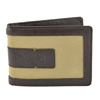 Tommy Bahama Sand & Surf Interior Wallet One Size Khaki/Brown