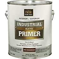 - W50N00900-16 Do it Best Alkyd Industrial Primer-INT/EXT BRN ALKYD PRIMER