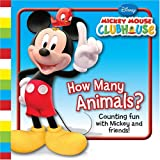 Disney Mickey Mouse Clubhouse: How Many Animals