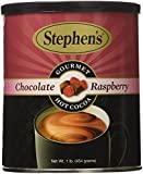 Stephen's Gourmet Hot Cocoa, Chocolate Raspberry, 16-Ounce Cans