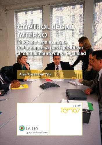 Control legal interno (Temas La Ley)