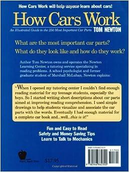 how cars work tom newton pdf