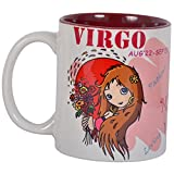 "Me! Zodiac ""Virgo"" Coffee Mug(Painted Inside), 325ml"